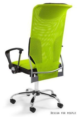 Fotel biurowy THUNDER zielony  Kupuj w Sprawdzonych sklepach