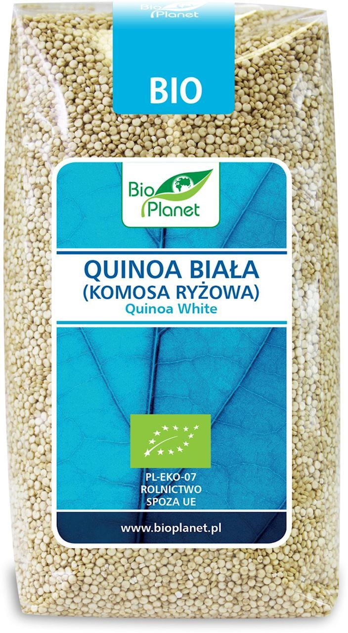 Quinoa Biała Komosa Ryżowa BIO 500g - Bio Planet
