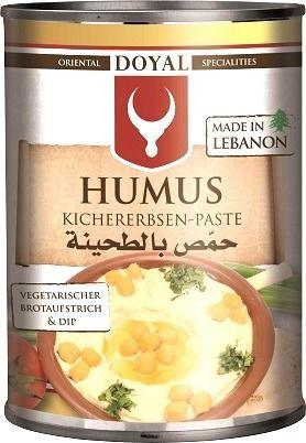 Hummus naturalny 400g