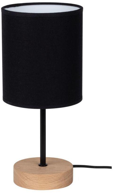 Lampa stołowa Mila czarna E27 Spot-Light