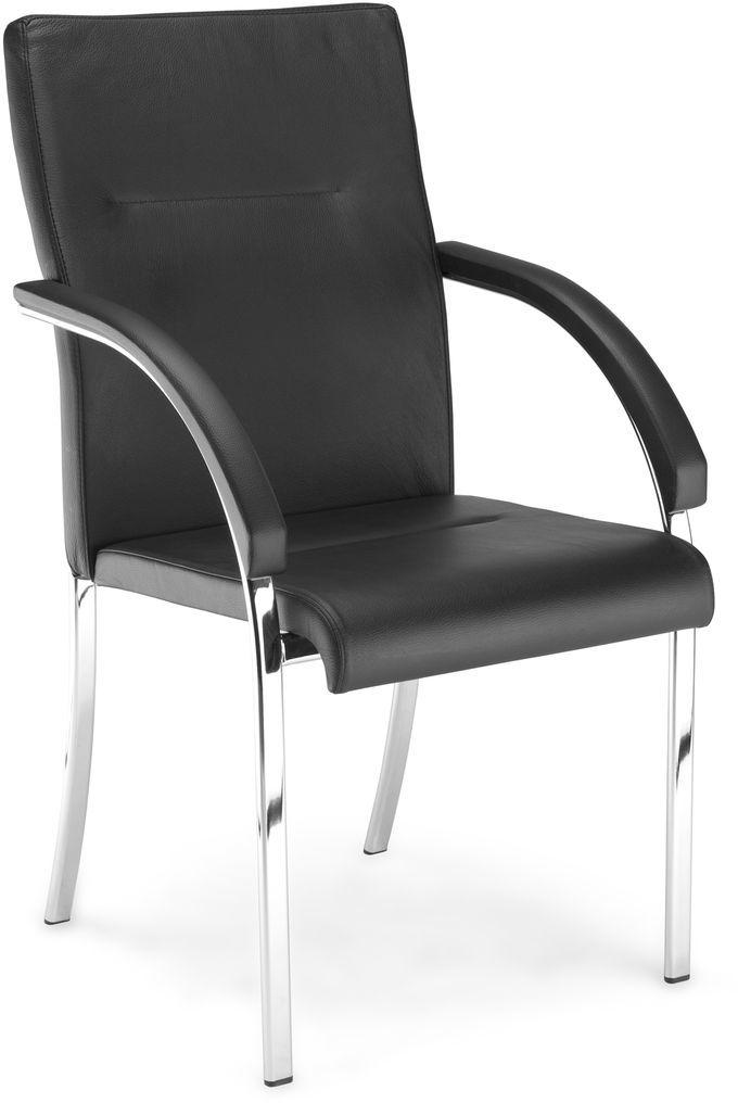 NOWY STYL Fotel gabinetowy NEO LUX 4L ARM chrome