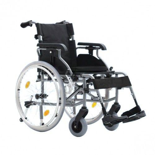 Wózek inwalidzki aluminiowy AR-350 PRESTIGE