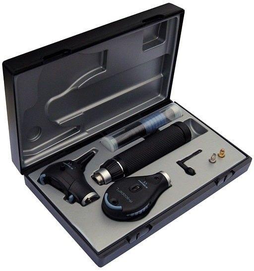 Riester ri-scope zestaw otoskop L3 XL 2,5 V + oftalmoskop L2 XL 2,5 V rękojeść bateryjna C