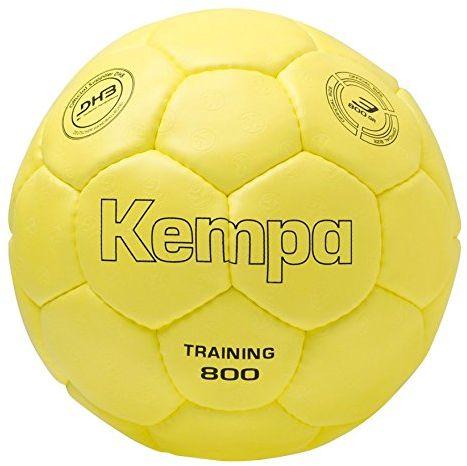 Kempa piłka ręczna Training 600, żółta, 2