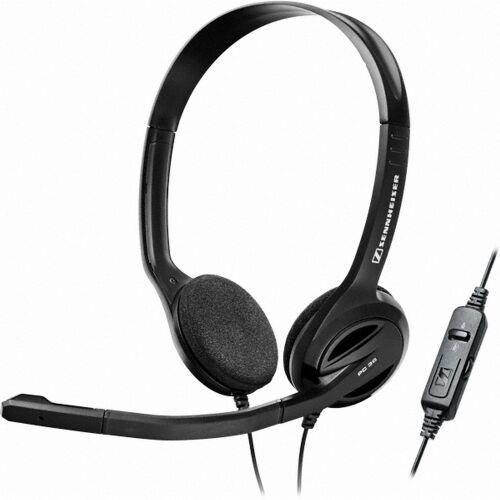 SENNHEISER PC 8 USB Słuchawki nagłowne z mikrofonem czarne