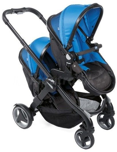 Chicco Wózek Spacerowy Fully - Power Blue