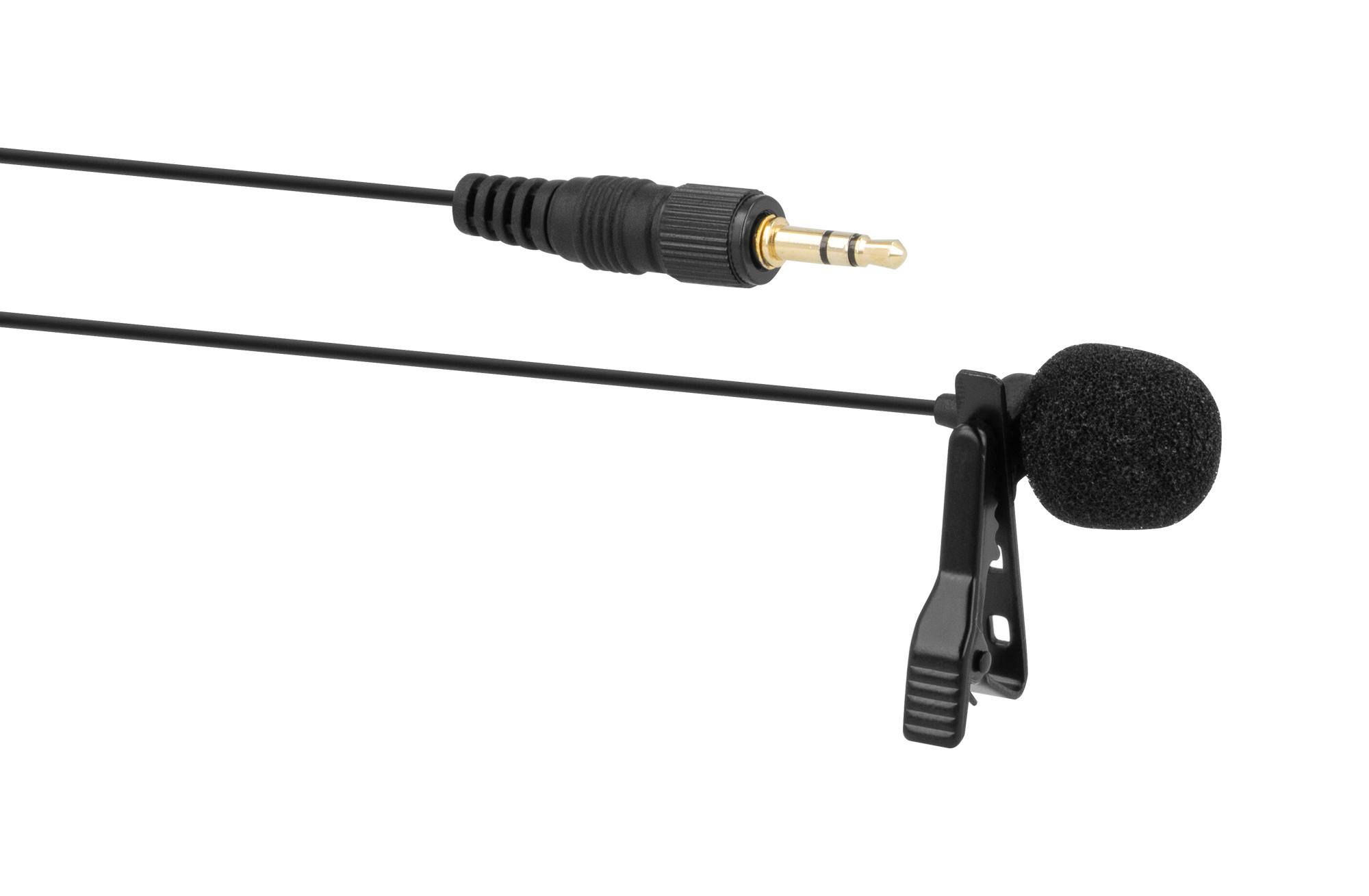 Saramonic SR-UM10-M1 - mikrofon krawatowy ze złączem mini Jack Saramonic SR-UM10-M1