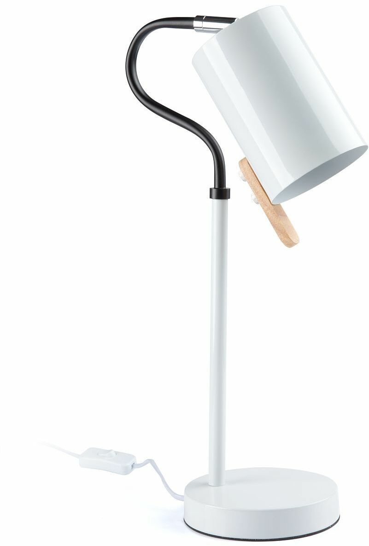 Lampa na stół ELSA LS-MT1336-BIAŁA Auhilon  Sprawdź kupony i rabaty w koszyku  Zamów tel  533-810-034