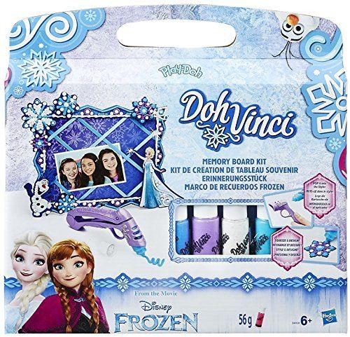 Hasbro DohVinci B4936ES0 - Kraina lodu - pamiątka, zabawka do majsterkowania