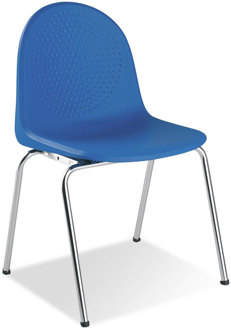 NOWY STYL Krzesło AMIGO chrome