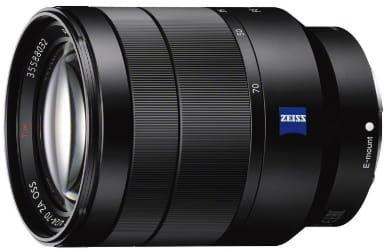 Obiektyw Sony SEL 24-70mm F4 FE Zeiss Vario-Tessar T* ZA OSS - CASHBACK 900 ZŁ.