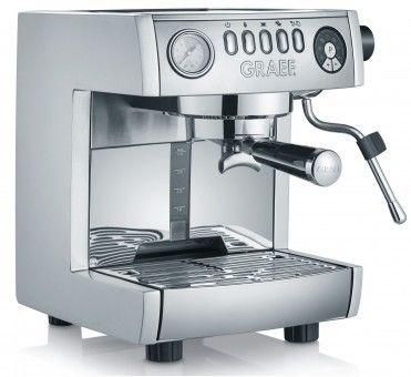 Ekspres do kawy kolbowy GRAEF ES 850 MARCHESA Darmowa Dostawa, Raty