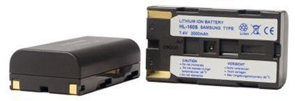 Hähnel HL-160 7,4V 1850mAh Li-Ion akumulator zastępczy typ Samsung SB-L160 również do Medion MD9014