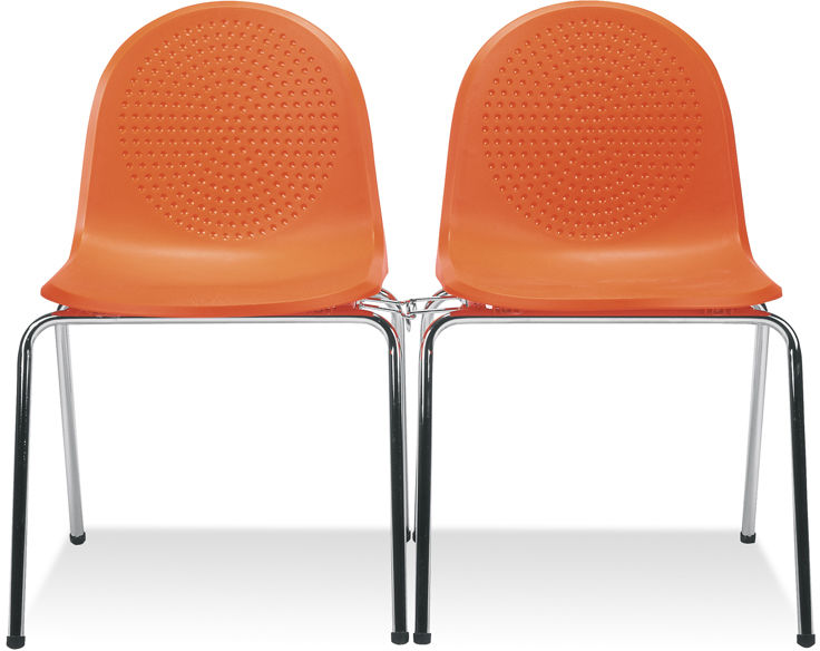 NOWY STYL Krzesło AMIGO click chrome