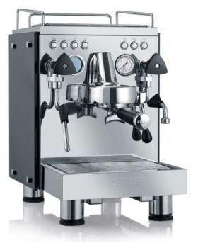 Ekspres do kawy kolbowy GRAEF ES 1000 CONTESSA Darmowa Dostawa, Raty