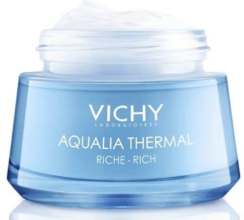 Vichy aqualia thermal bogaty krem nawilżający 50 ml