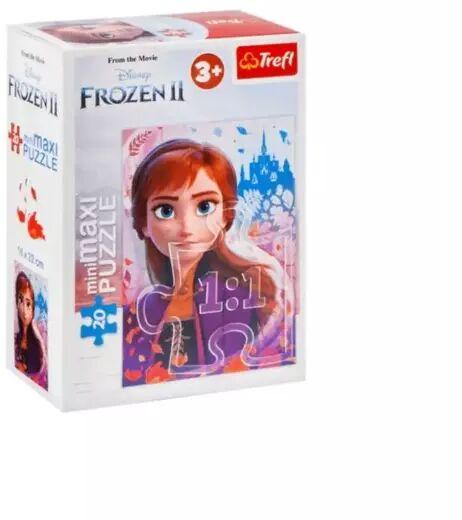 Puzzle 20 miniMaxi-Przyjaźń w Krainie Lodu 1 TREFL