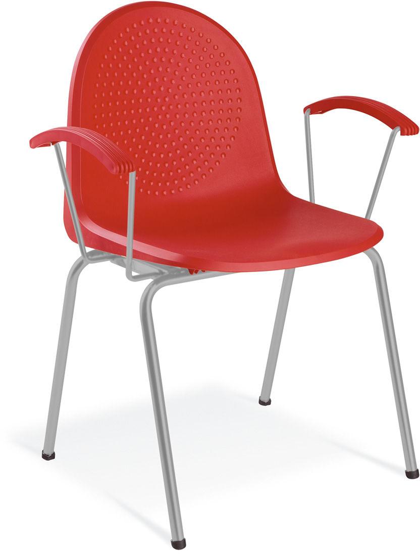 NOWY STYL Krzesło AMIGO ARM alu