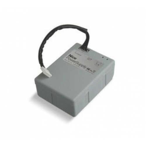 Nice akumulator PS124 12V 1.2Ah z wbudowaną kartą ładowania