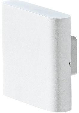 Kinkiet Vigo AZ2202 AZzardo biała oprawa w nowoczesnym stylu
