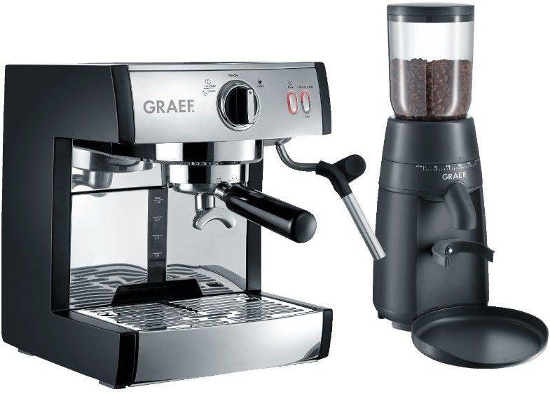 Ekspres do kawy kolbowy GRAEF ES 702 PIVALLA Darmowa Dostawa, Raty