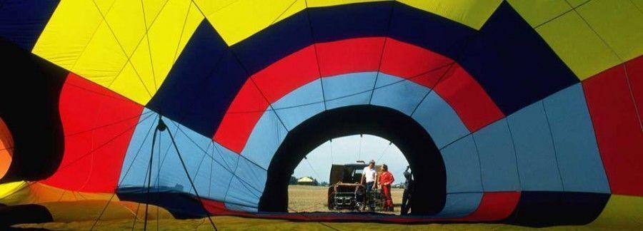 Lot balonem - Trójmiasto