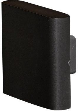 Kinkiet Vigo AZ2203 AZzardo czarna oprawa w nowoczesnym stylu