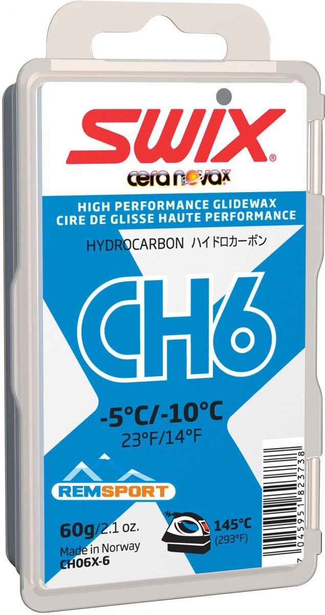 Smar CH6X Blue 60g SWIX