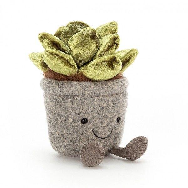 Jellycat - Silly Kwiat Sukulent 16cm