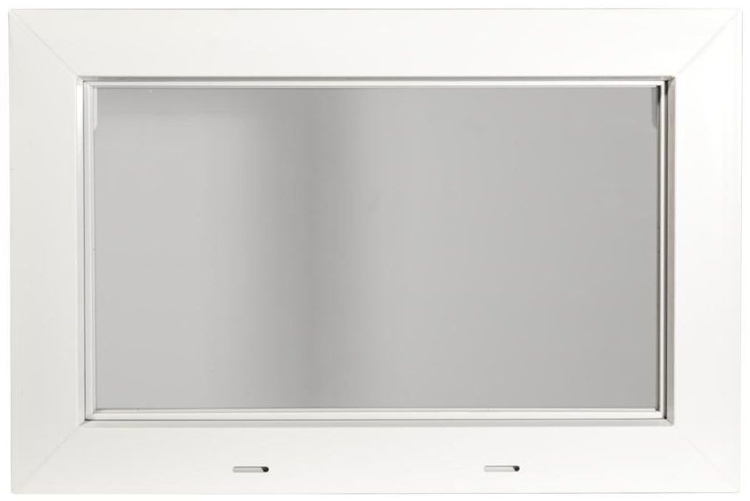 Okno gospodarcze KIPP Białe 600 x 400 mm ACO