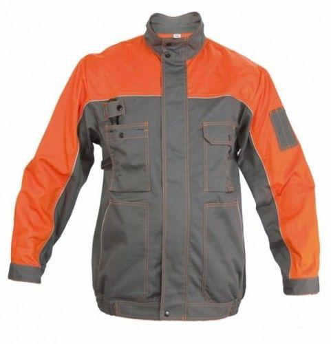 Bluza robocza ORION OTAKAR w kolorze szaro- pomarańczowym WYPRZEDAŻ
