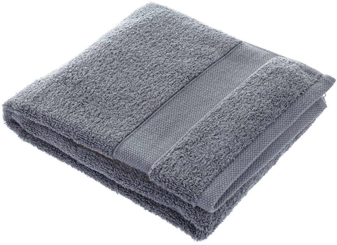 Ręcznik Cairo 50x90cm graphite, 50 x 90 cm