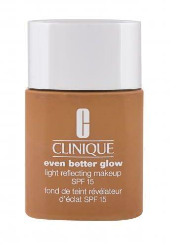 Clinique Even Better Glow SPF15 podkład 30 ml dla kobiet WN 112 Ginger