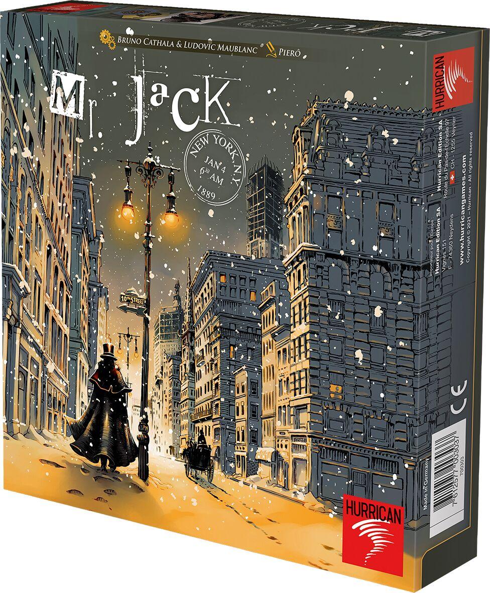 Mr. Jack: Nowy Jork