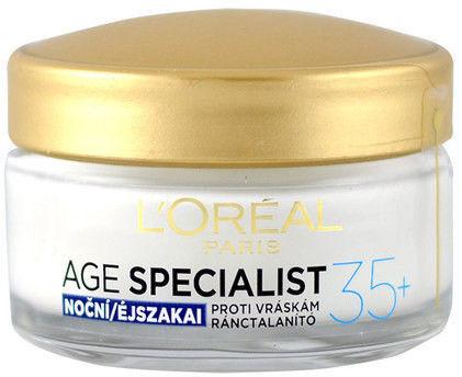 LOréal Paris Age Specialist 35+ krem na noc przeciw zmarszczkom 50 ml
