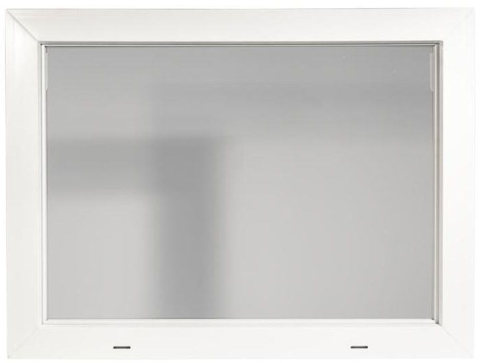Okno gospodarcze KIPP Białe 800 x 600 mm ACO
