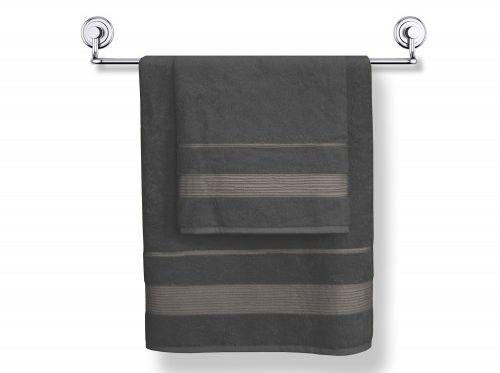 Darymex Ręcznik D Bamboo Moreno Grafit (W) 50x90