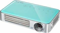 Projektor Vivitek QUMI Q6 NIEBIESKI+ UCHWYTorazKABEL HDMI GRATIS !!! MOŻLIWOŚĆ NEGOCJACJI  Odbiór Salon WA-WA lub Kurier 24H. Zadzwoń i Zamów: 888-111-321 !!!