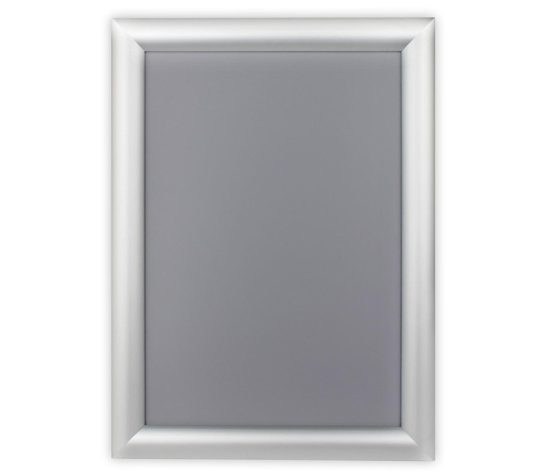 Ramka OWZ A4 plakatowa zatrzaskowa aluminiowa