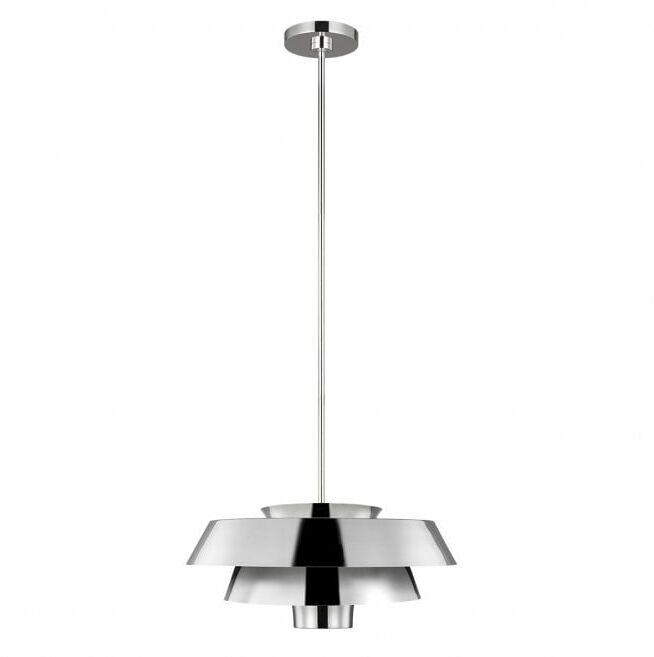 Lampa wisząca BRISBIN FE-BRISBIN-PN - Elstead Lighting