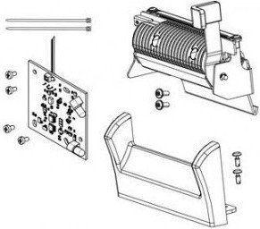 Dyspenser (odklejak) do drukarki Zebra ZT220, ZT230