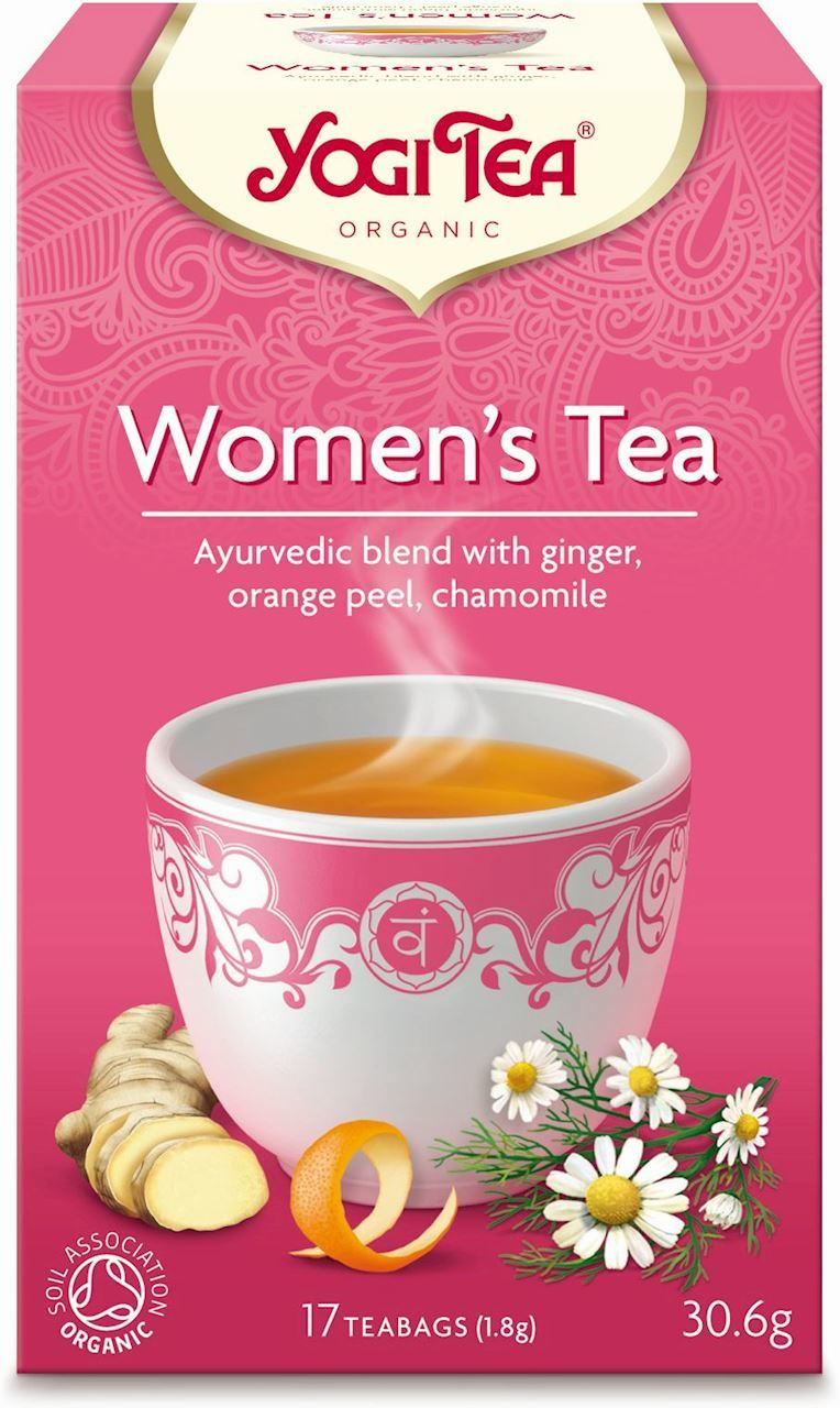 Herbatka dla Kobiet BIO 31g - Yogi Tea