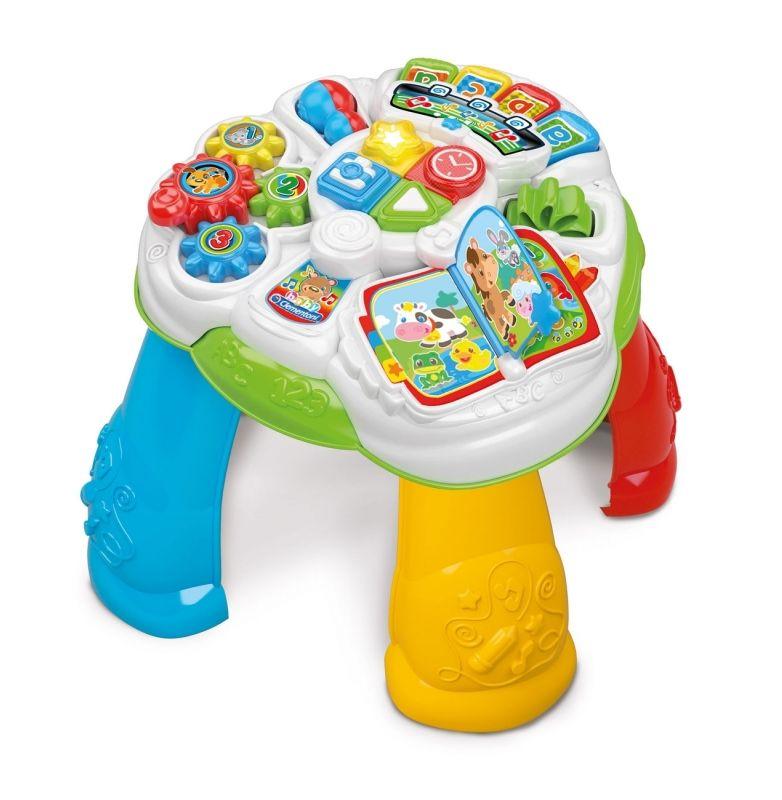 Interaktywny Stolik Edukacyjny Baby Clementoni PL LK