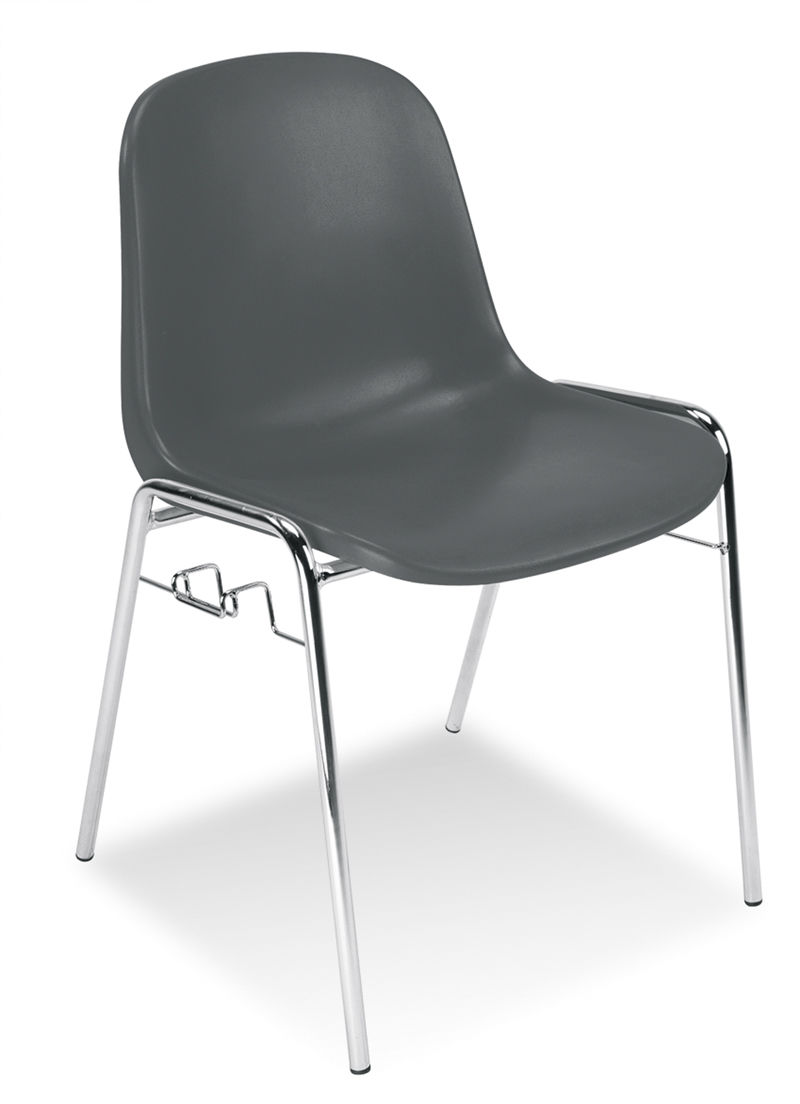NOWY STYL Krzesło BETA click chrome