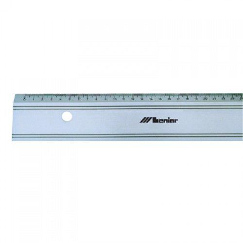 Linijka LENIAR 20cm 30070 aluminiowa