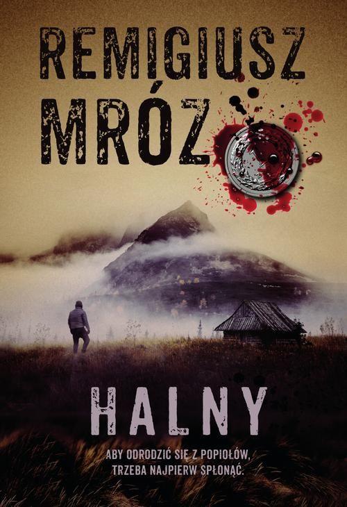 Halny - Remigiusz Mróz - ebook