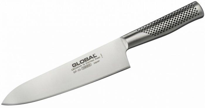 Profesjonalny nóż szefa kuchni 21cm Global GF-33