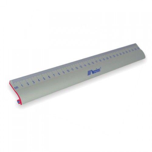Linijka LENIAR 15cm 30310 aluminiowa SERIA 2