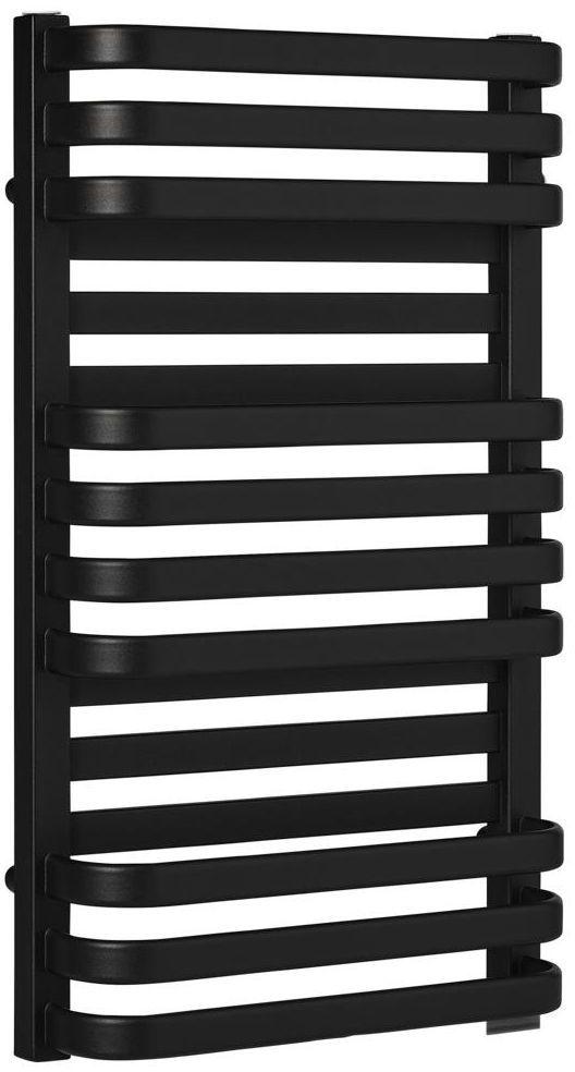 Grzejnik łazienkowy PLUS NEW 730 x 430 czarny mat LUXRAD
