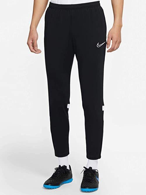 Nike Męskie spodnie dresowe Dri-fit Academy Czarny/biały/biały/biały M